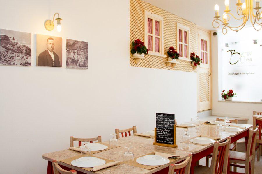 Barriga Cheia Restaurant